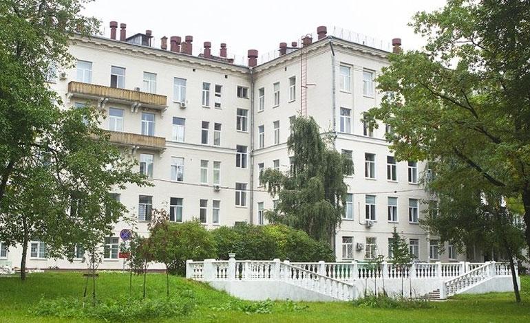 НИИ Гастроэнтерологии в Перово