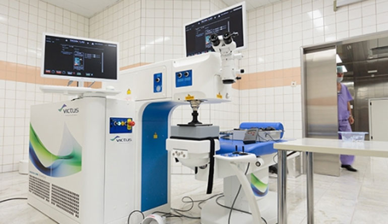 МНТК «Микрохирургия глаза» в Москве