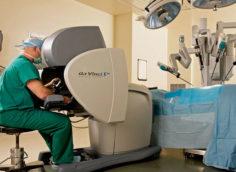 хирургический робот DaVinci